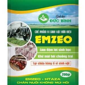 Chế phẩm vi sinh vật hữu hiệu EMZEO